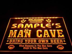 Football-man-cave-sign
