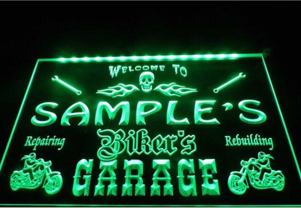 motorcycle-garage-signs