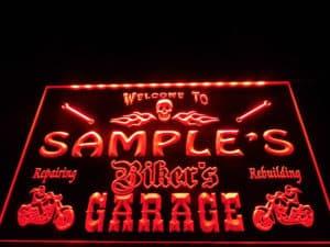 light-up-garage-signs
