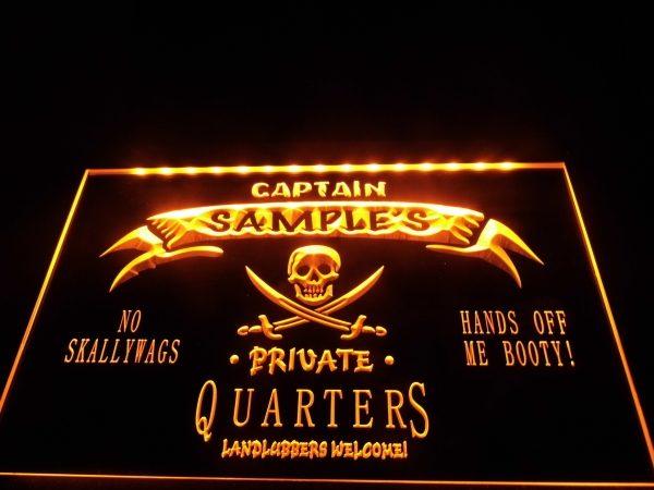 Captain-Quarters-sign