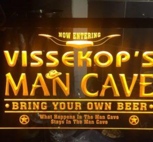 Sports Man Cave